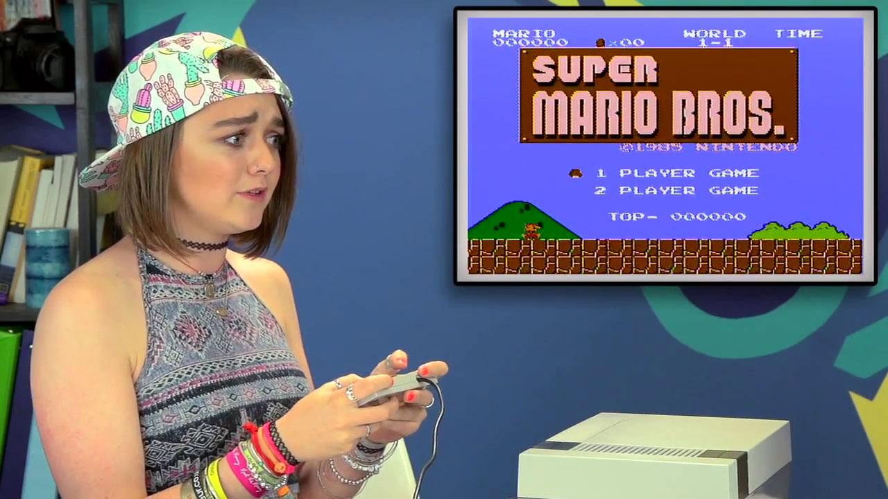 Quand des ados découvrent la NES