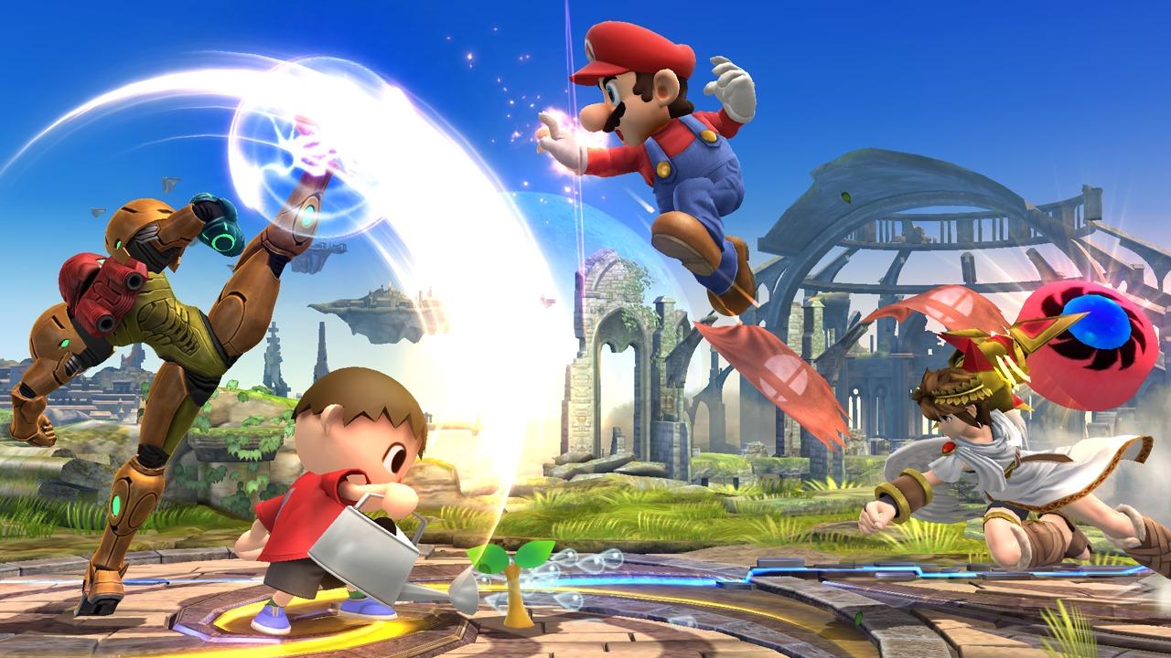 Super Smash Bros. 3DS : déjà millionnaire au Japon