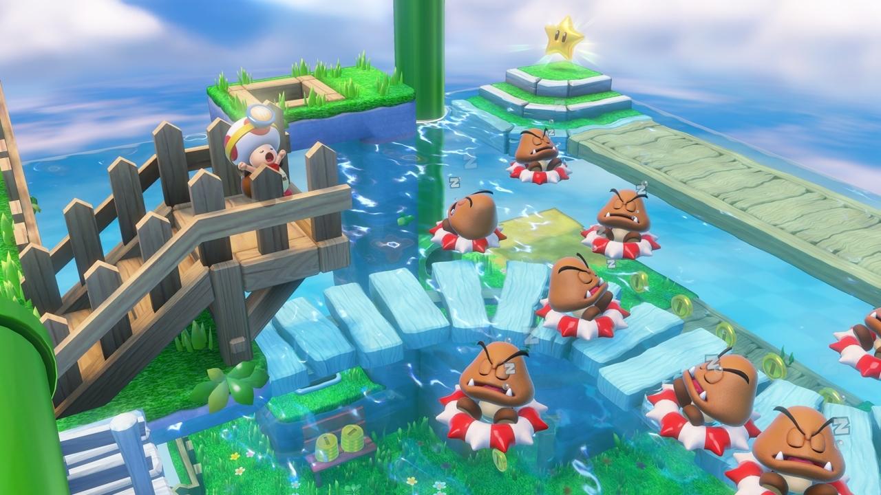 Captain Toad : Treasure Tracker se trouve une date de sortie