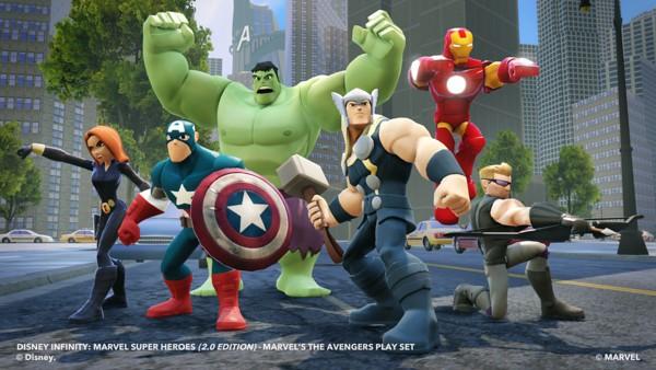 Test – Disney Infinity 2.0 : Marvel Super Heroes