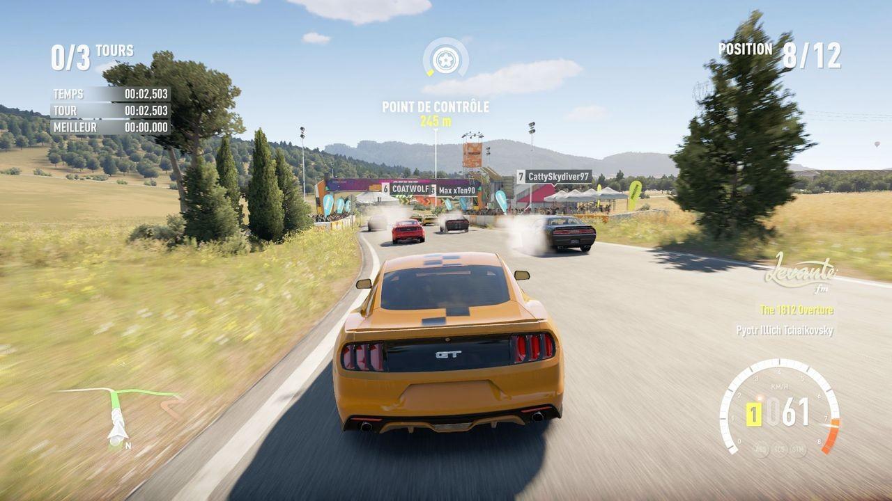 Test – Forza Horizon 2