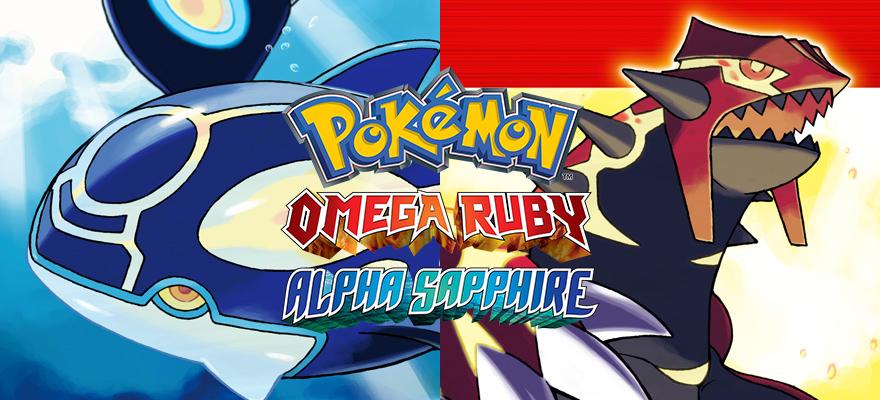 Test – Pokémon Saphir Alpha : remake de troisième génération