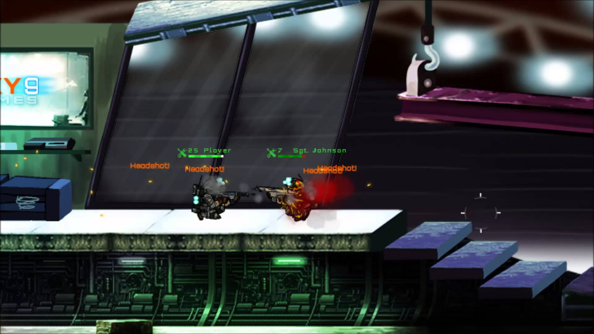 Le jeu gratuit de la semaine : Strike Force Heroes 2