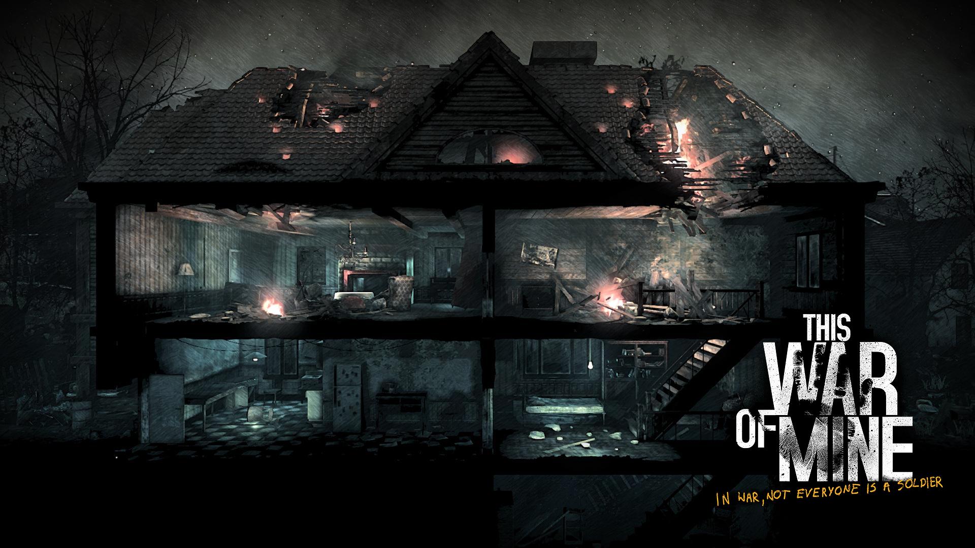 Test – This War of Mine : un jeu de survie exigeant