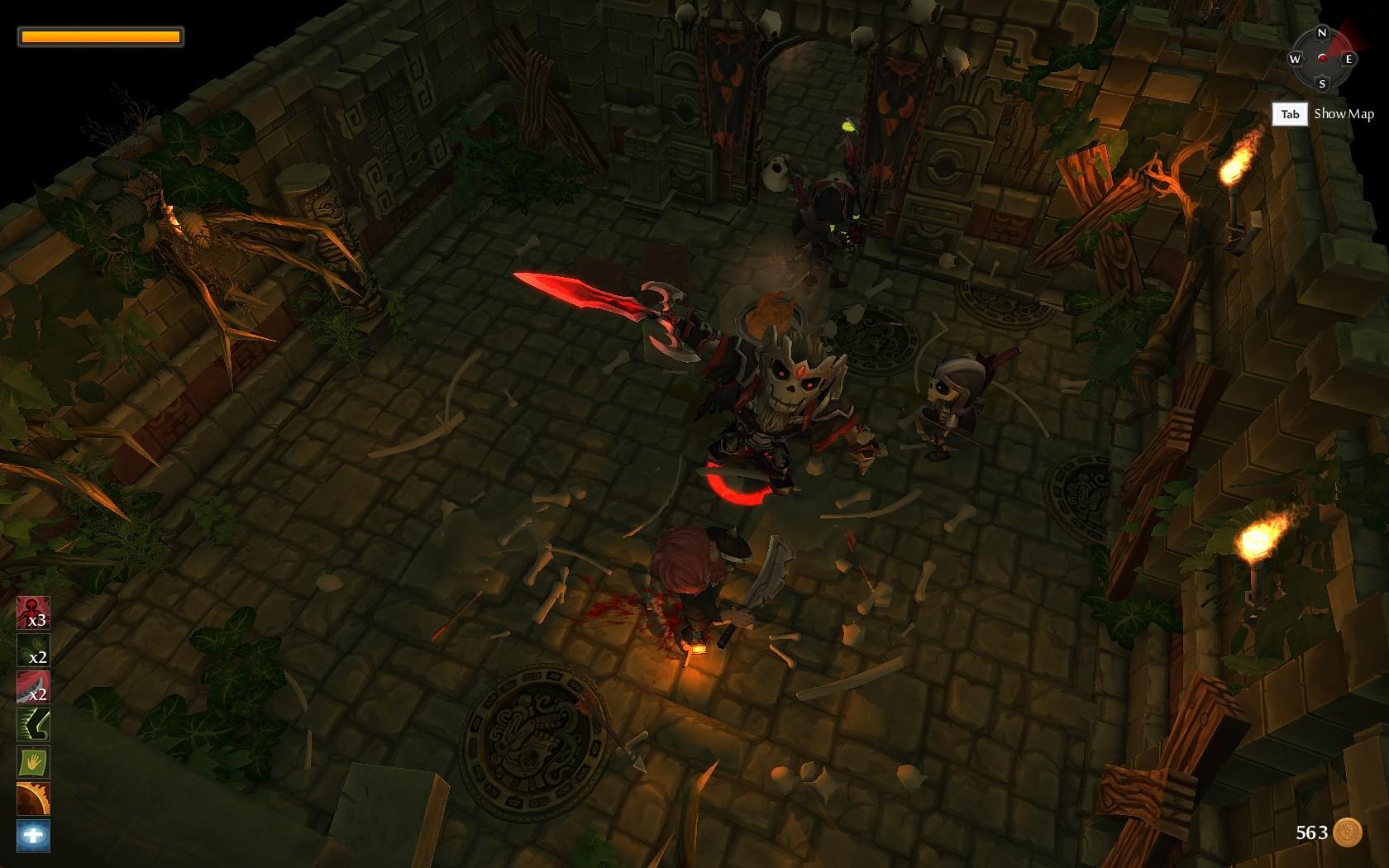 Test – TinyKeep : un petit dungeon-crawler sur PC