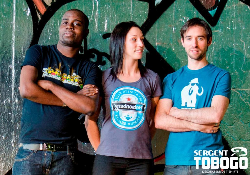 Concours : Gagner un T-Shirt sur la boutique Sergent Tobogo