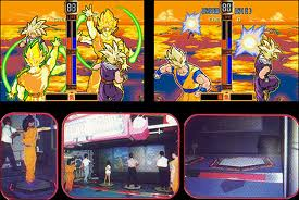 Borne Dragon Ball Z VRVS