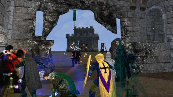 Dark Age of Camelot, que de bons souvenirs.
