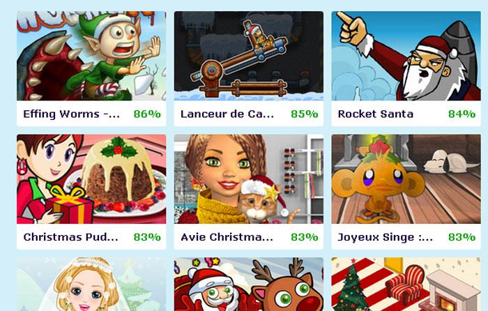Le jeu gratuit de la semaine : Noël en perspective