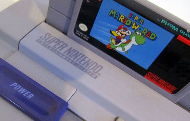 [Blog] La Super Nintendo : cette console de mon coeur