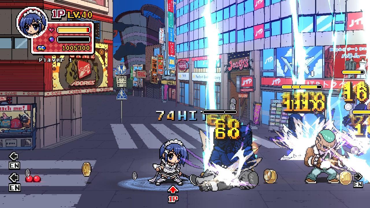 Test – Phantom Breaker – Battle Grounds : le combat en beat'them all