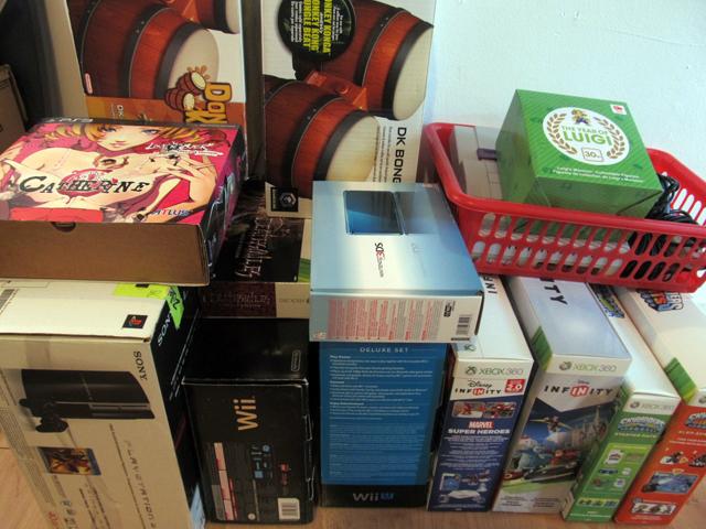 Un tiers des cartons à déménager. Sans parler de ceux à remplir...