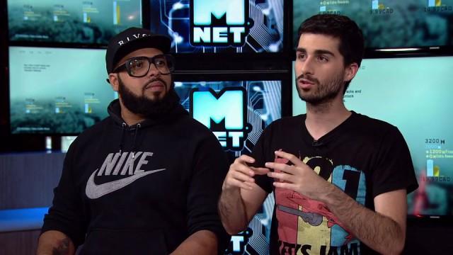M.Net, une émission où l'on parle de jeu vidéo et technologie