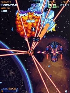 Super Galaxy Squadron 4