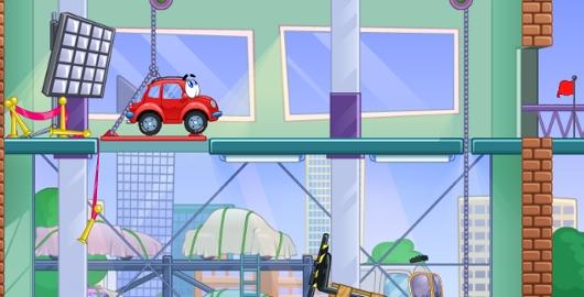 Le jeu gratuit de la semaine : Wheely 4