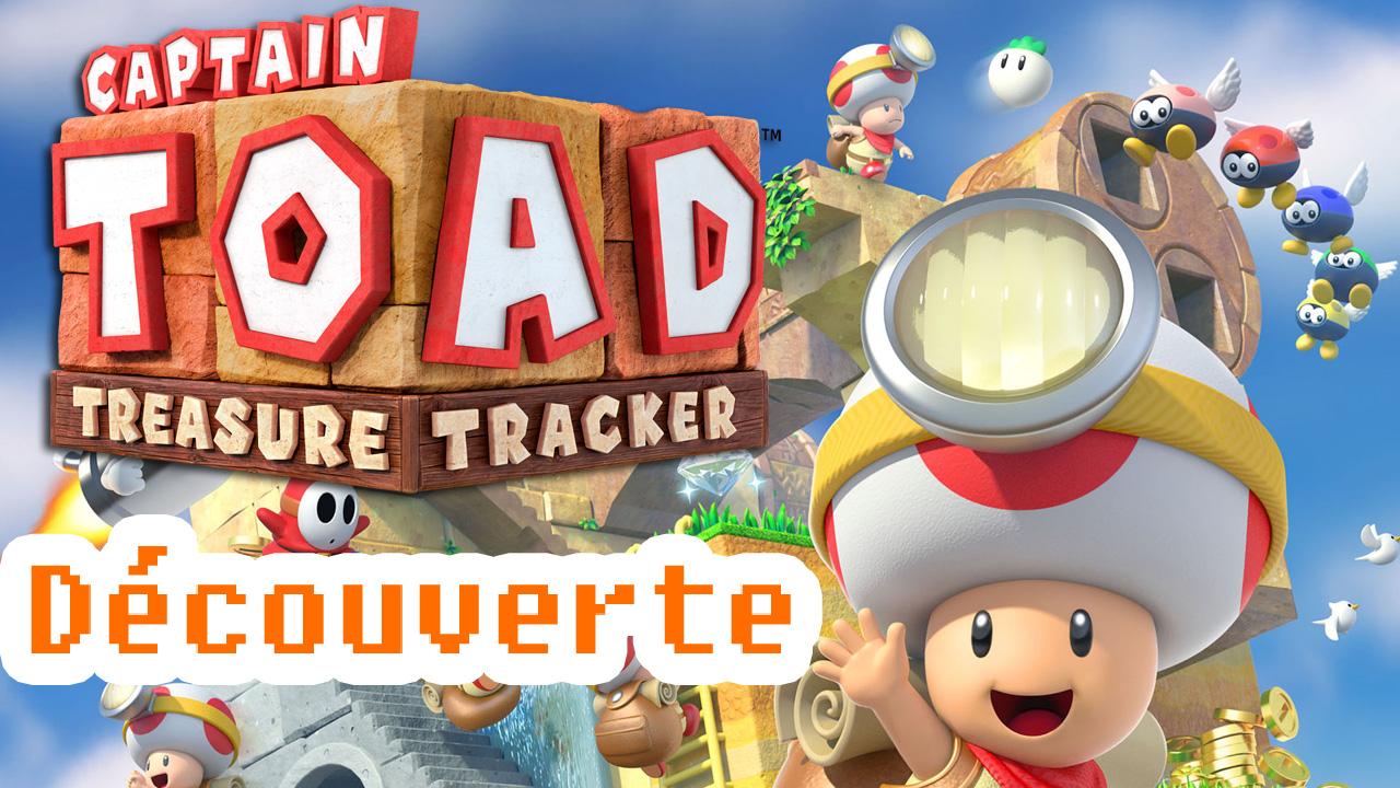 Nos impressions en vidéo de Captain Toad : Treasure Tracker