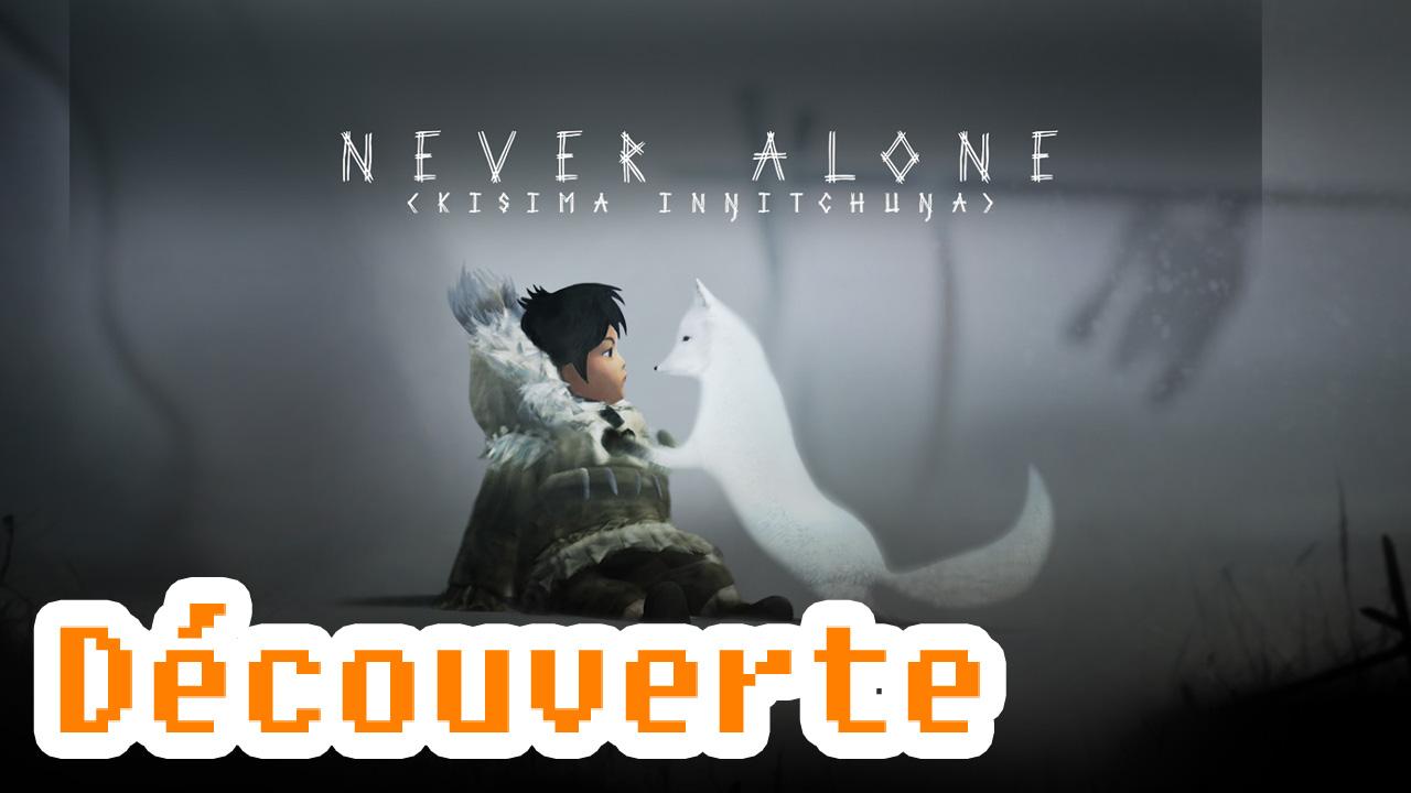 Nos impressions en vidéo sur Never Alone