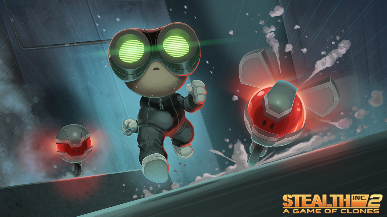 Test – Stealth Inc. 2 : A Game of Clones