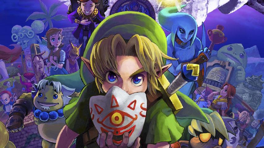 Test – The Legend of : Zelda Majora's Mask 3D