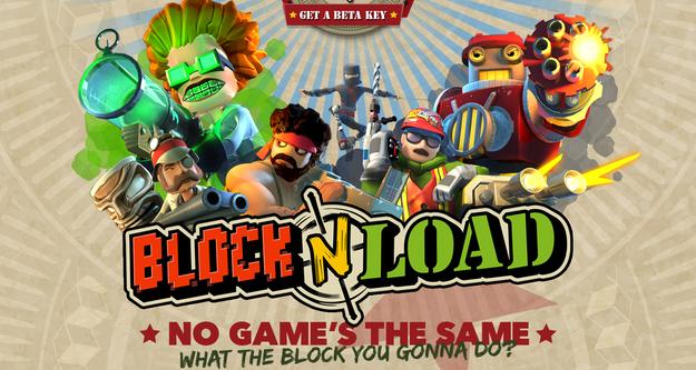 Preview : nos impressions de Block N Load sur PC