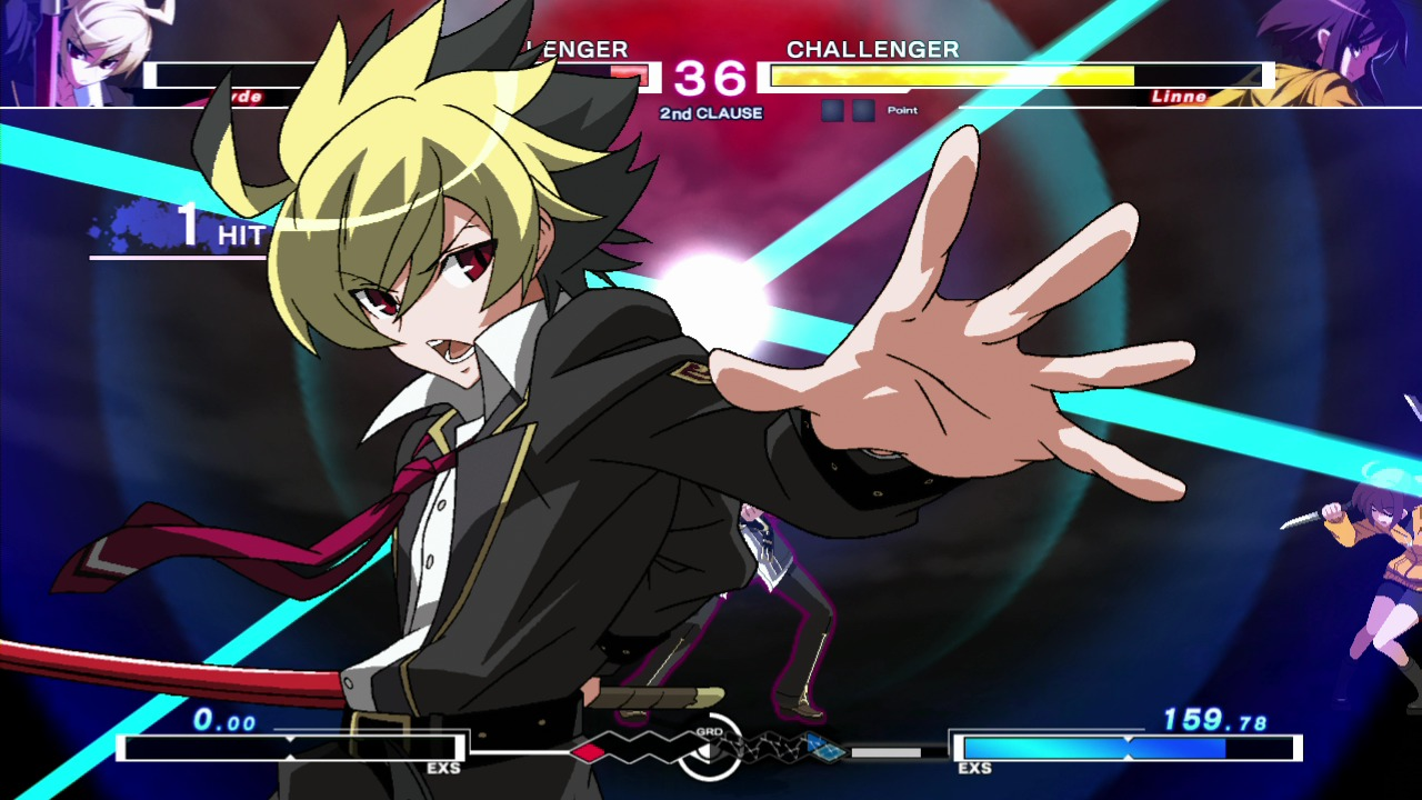 Test – Under Night In-Birth Exe : Late