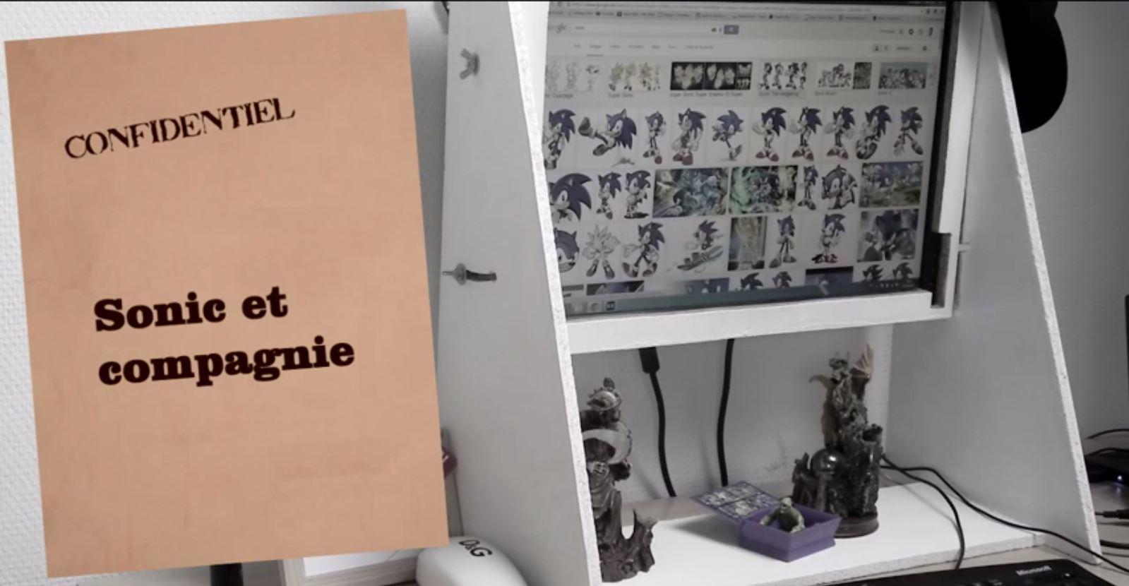 Dossier Sensible – Episode 02 – Sonic Et Compagnie