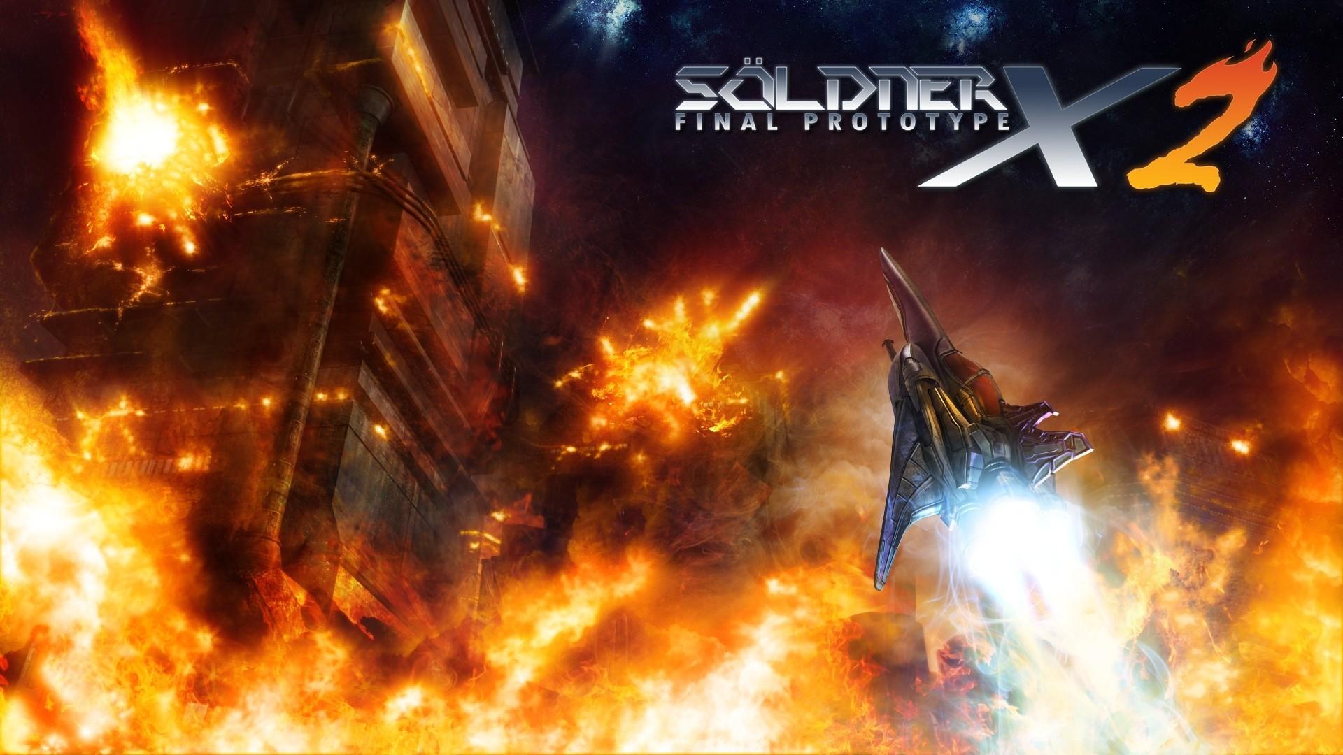 Test – Söldner-X 2 : Final Prototype