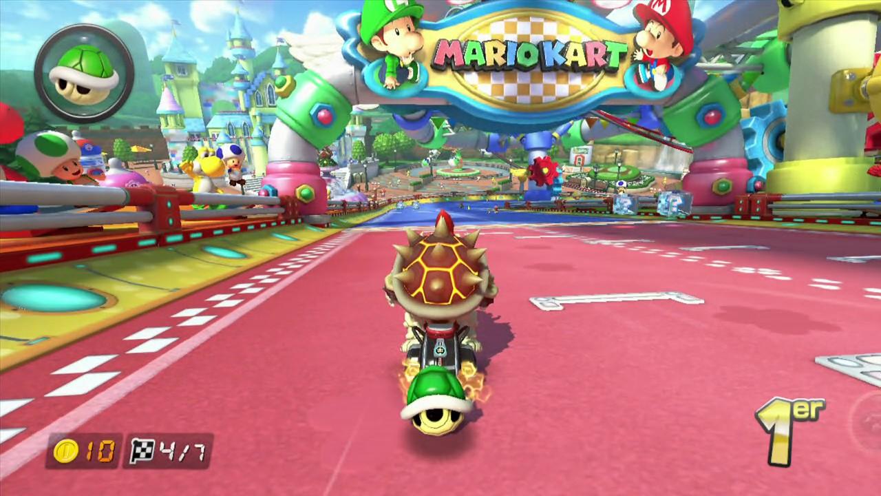 Mario Kart 8 : nos impressions sur le deuxième DLC