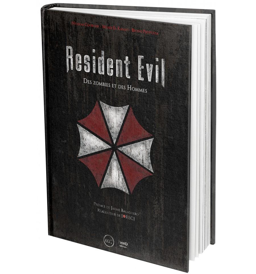 Resident Evil, de la peur à l'adrénaline en un seul tome