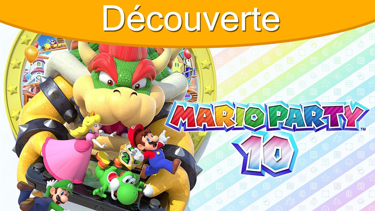 Mario Party 10 : Notre avis en vidéo