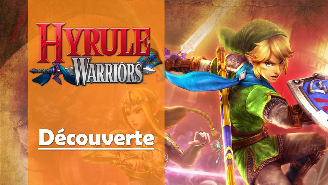 Hyrule Warriors : découverte en vidéo