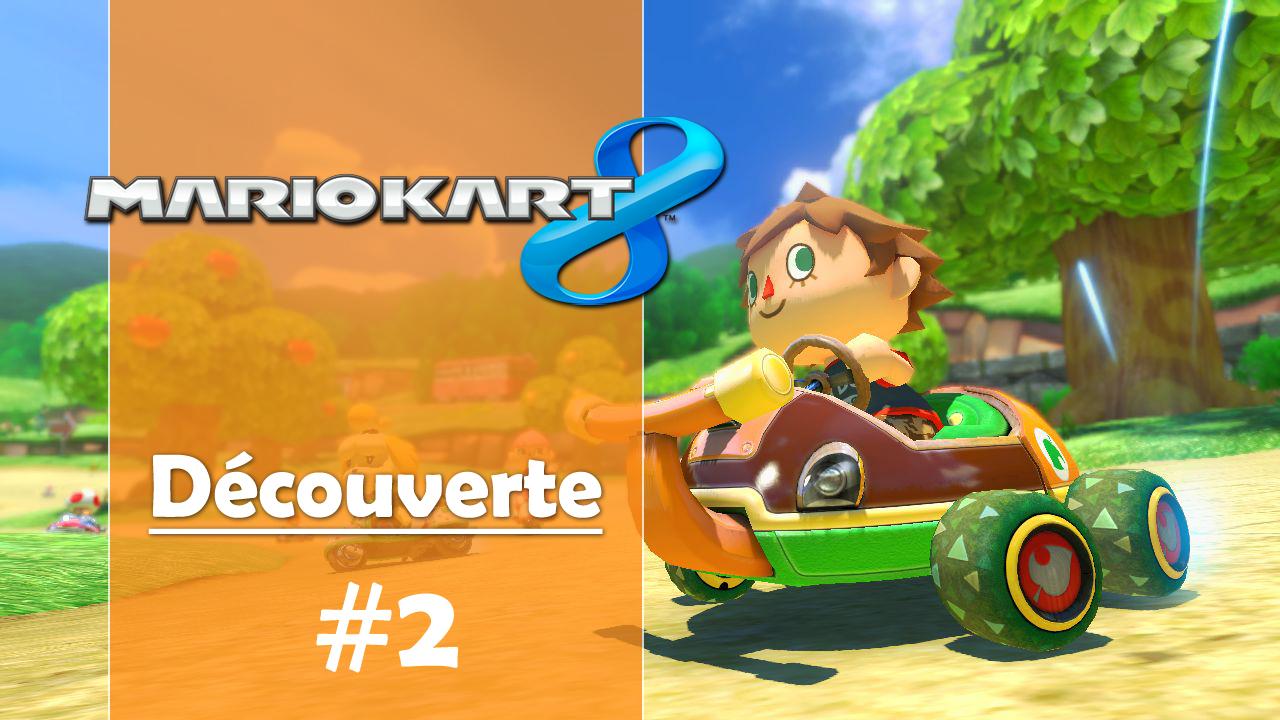 Mario Kart 8 : deuxième partie en vidéo du DLC#2