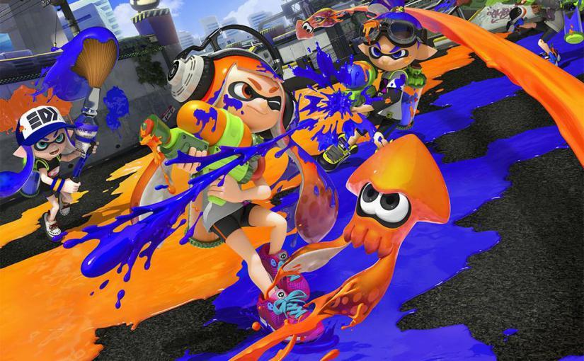 Test – Splatoon : du fun et de la nouveauté chez Nintendo