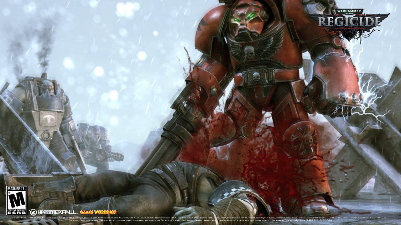 Warhammer 40.000 Regicide : les échecs version guerre galactique