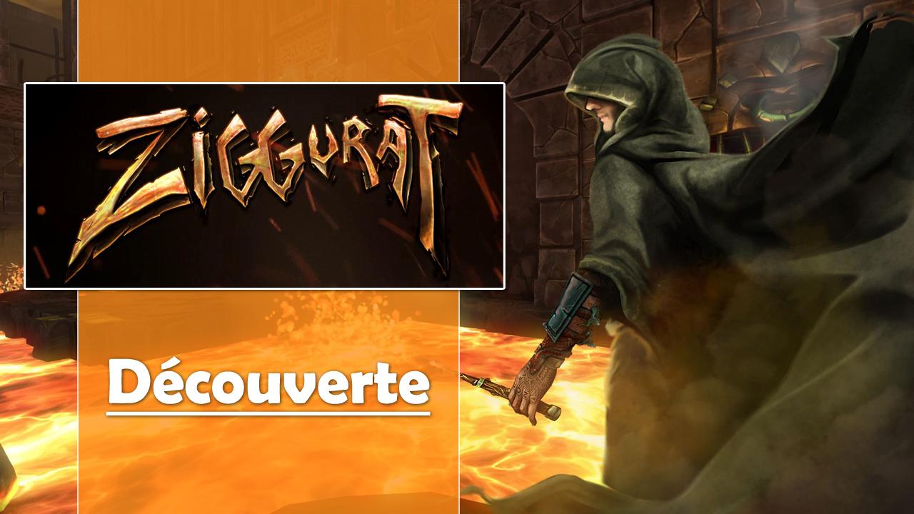 Aperçu de Ziggurat en vidéo sur Xbox One