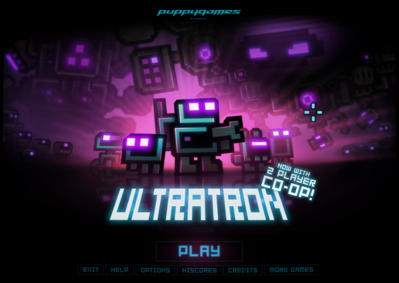 Test – Ultratron : un robot et des flingues