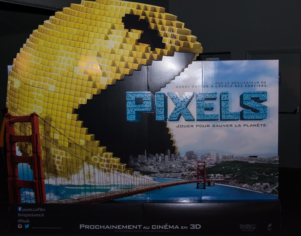 La critique à chaud : PIXELS de Chris Colombus avec Adam Sandler et Peter Dinklage