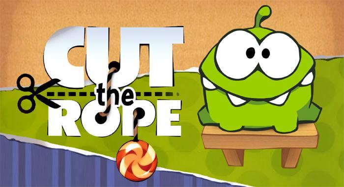 Jeu gratuit de la semaine : Cut The Rope