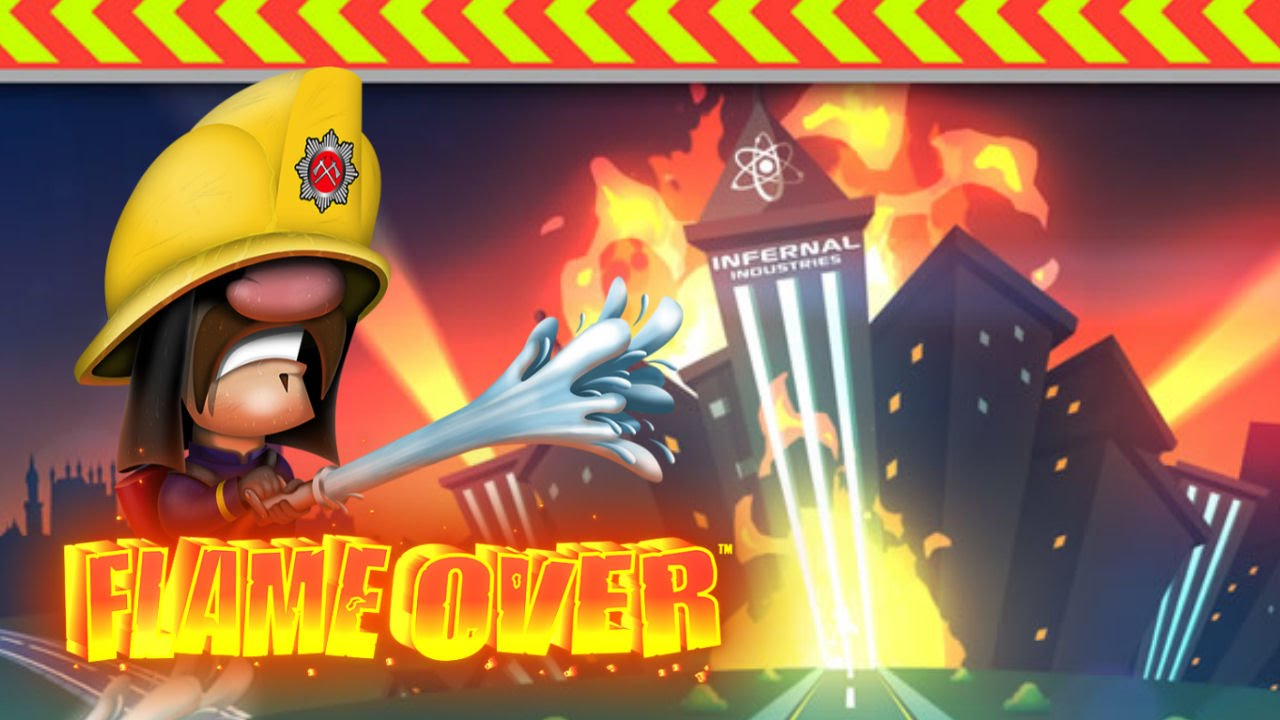 Test – Flame Over : un petit pompier téméraire