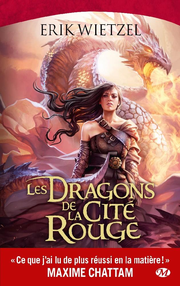 Le coin du libraire – Les Dragons de la Cité Rouge