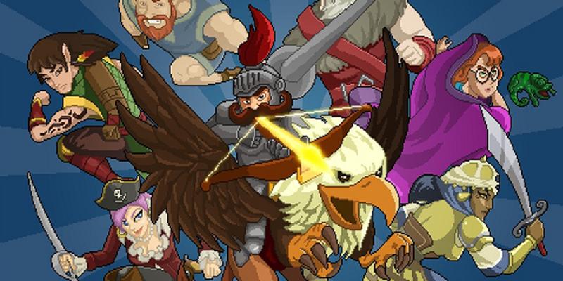 Test – Gryphon Knight Epic : un shmup qui se la joue médiéval