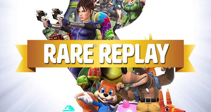 Test – RARE Replay : l'ultime compilation de la Xbox One ?