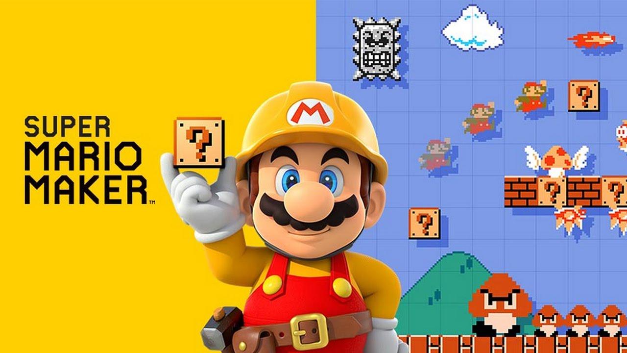Super Mario Maker : découvrez le jeu sur IMAX à Montréal