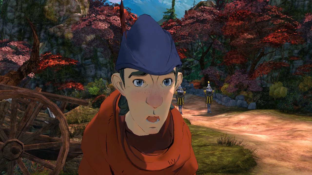 Test – King's Quest : A Knight to Remember
