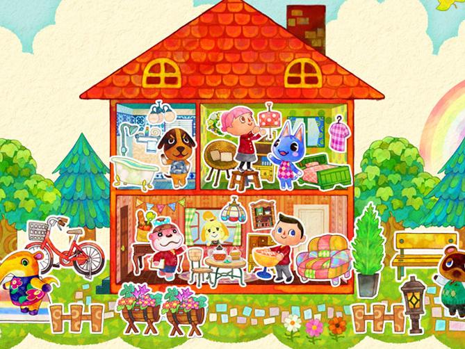 Test – Animal Crossing : Happy Home Designer