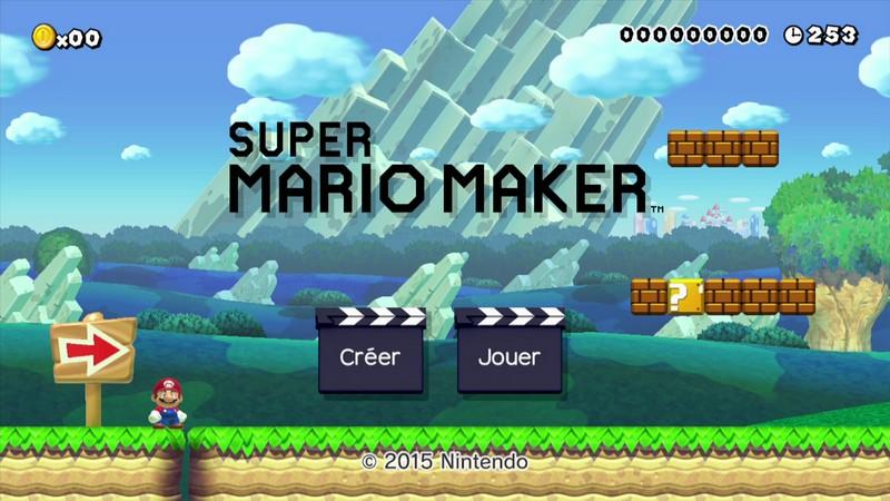 Super Mario Maker : présentation et avis en vidéo