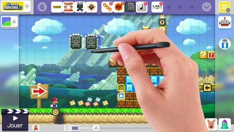 Test – Super Mario Maker : quand Mario se la joue Level Designer