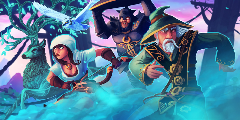 Test – Trine 3 : The Artifacts of Power