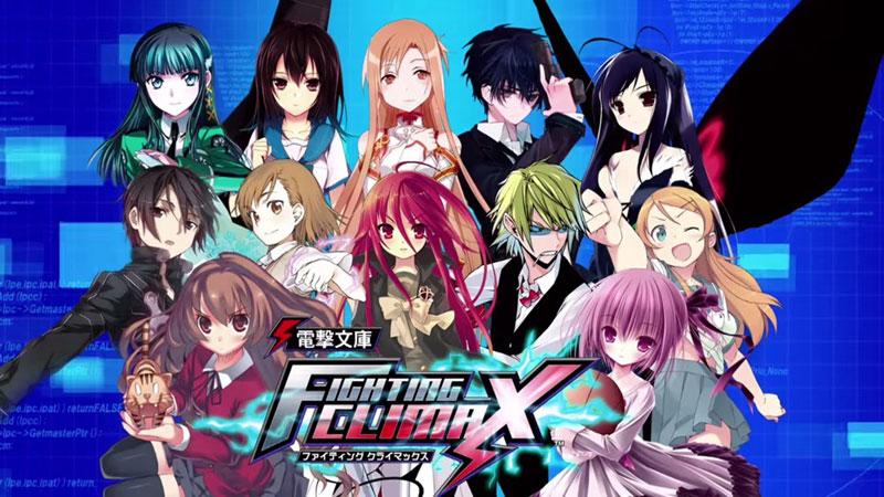 Test – Dengeki Bunko : Fighting Climax – Le meilleur des deux mondes