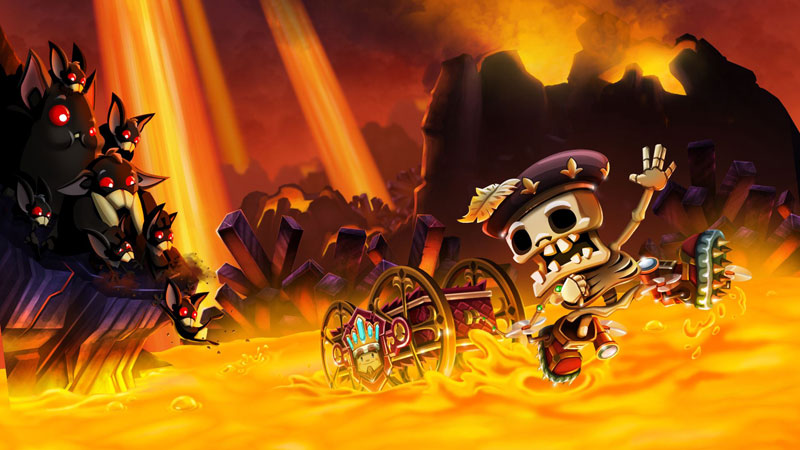 Chariot The Royal Gadget Pack DLC : nos impressions